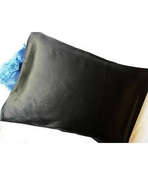 taie d 39 oreiller en soie. Black Bedroom Furniture Sets. Home Design Ideas