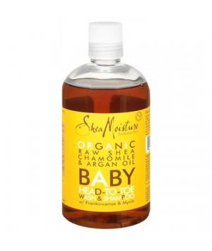 Shampooing  douche pour Bébé