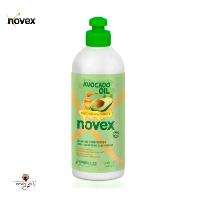 Novex Après shampooing sans rinçage Avocat et Miel