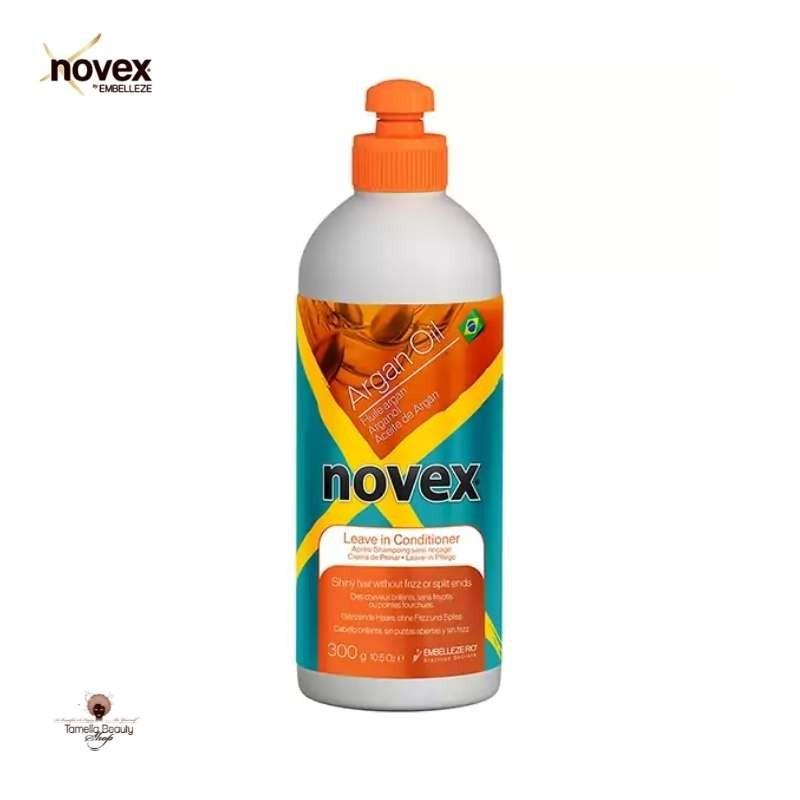 Novex Argan Oil Après-shampooing sans rinçage