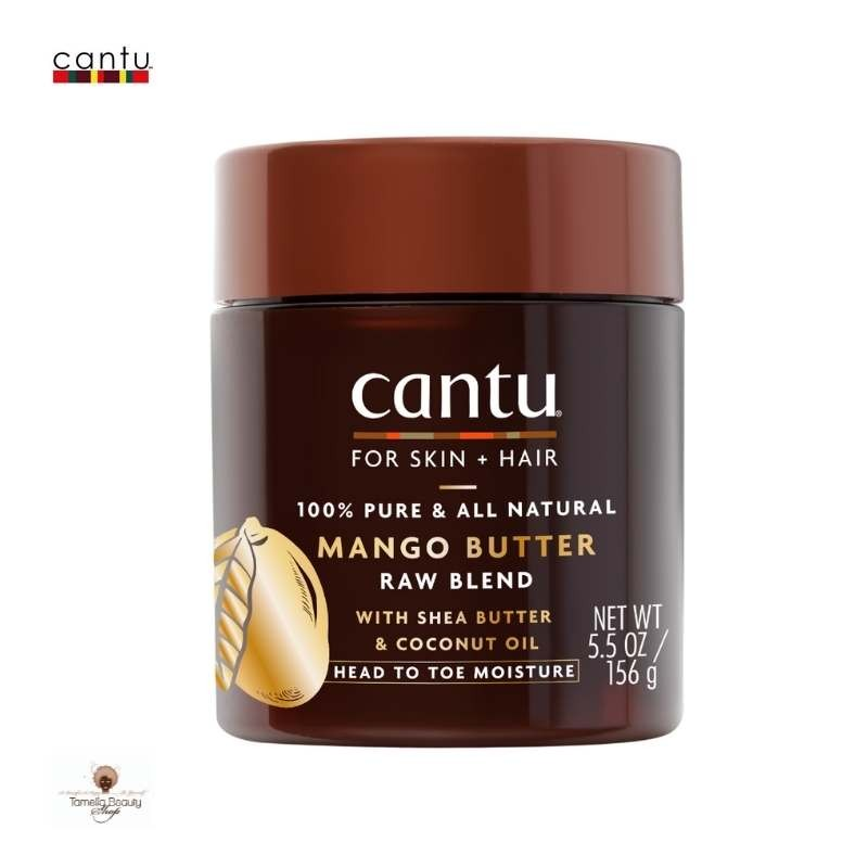 Cantu for Skin + Hair Mango Butter Raw Blend