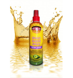 Braid Sheen Spray Extra Shine