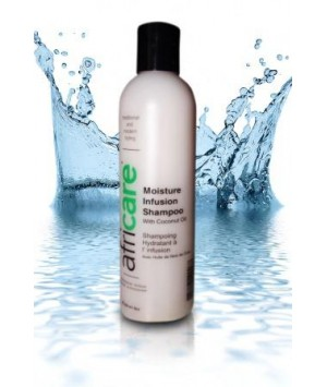Moisture Infusion Shampoo with coconut Oil