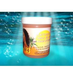 Traitement à l'huile de noix de kukui