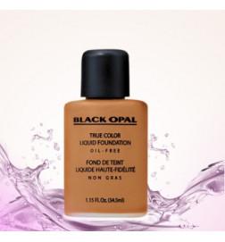fond de teint liquide hazelnut black opal tamelia beauty shop. Black Bedroom Furniture Sets. Home Design Ideas