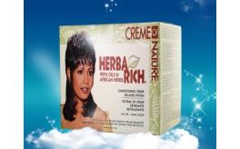 Système de Crème Défrisante sans Soude pour tous Types de Cheveux