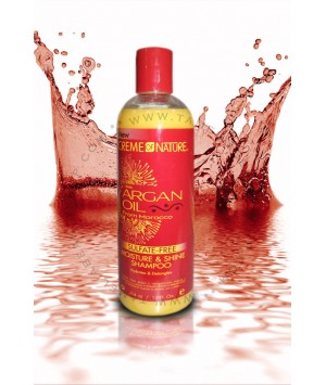 Moisture & Shine Shampoo with Argan Oil