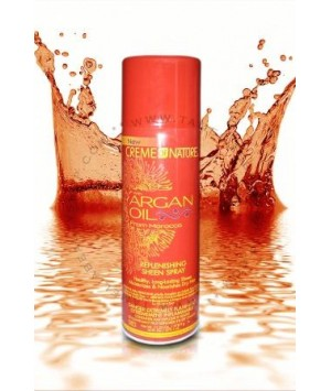 Replenishing Sheen Spray with Argan Oil