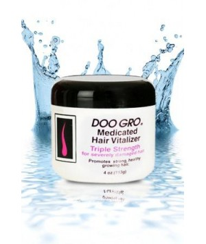 Hair Vitalizer Triple Strenght
