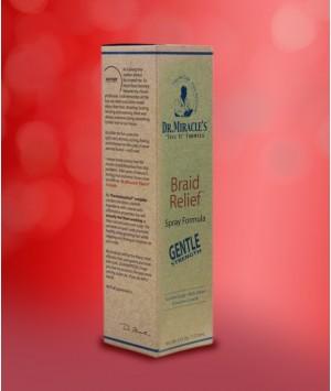 Braid Relief Spray Formula