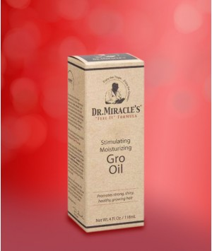 Daily Moisturizing Gro Oil