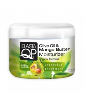 Olive Oil & Mango Butter Moisturizer