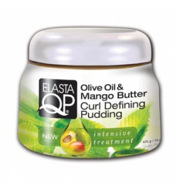 Olive Oil & Mango Butter Curl Defining Pudding