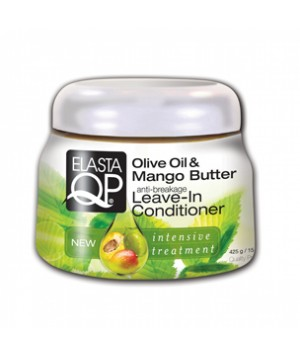 Olive Oil & Mango Butter Leave-In Conditioner