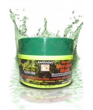 Brazilian Hair Oil Keratin Moisture Mask