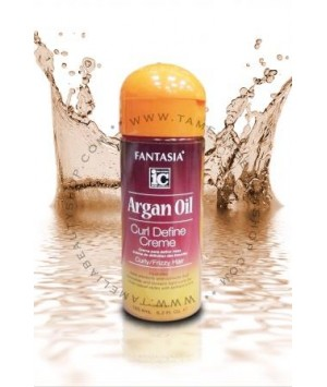 Argan Oil Curl Define Creme