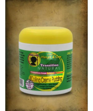 Transition Natural Coiling Creme Pudding