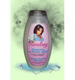 Shampooing au placenta végétal