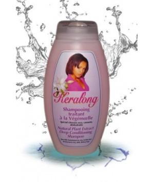 Shampooing traitant à la végémoelle