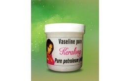 Vaseline Pure Keralong- Spécialiste produits afro, Tamelia B