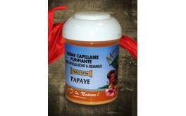 Crème Capillaire Purifiante Papaye MISS ANTILLES- Tamelia Be