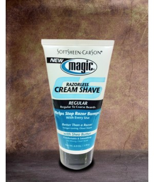 Cream Shave Regular