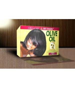 Défrisant Olive oil sans soude