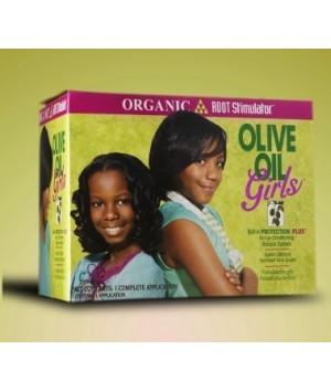 Défrisant oilve oil girls