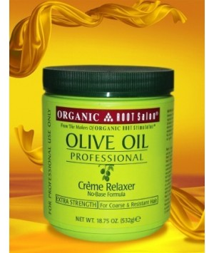 Olive Oil Professional Crème Relaxer