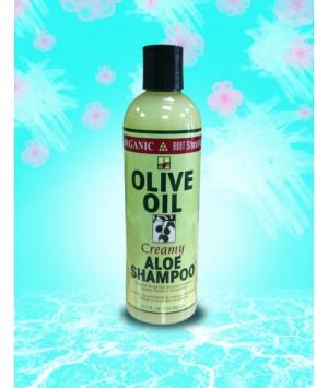 Olive Oil Creamy Aloe Shampoo