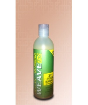 Weave RX Deep Cleansing shampoo