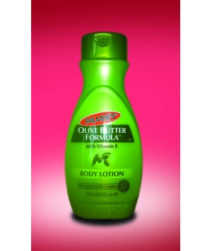 Body Lotion Olive Butter Formula