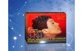 Colorlaxer (3-N1) Rouge Luster's Pink Shortlooks - produits