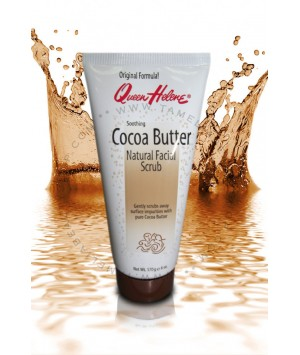 Cocoa Butter Natural Facial Scrub