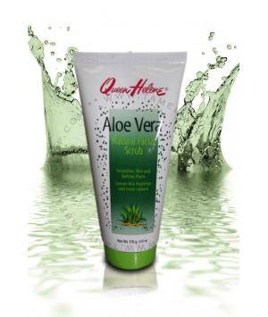 Aloe Vera Natural Facial Scrub