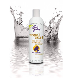 Royal Curl Stay Clean Shampoo
