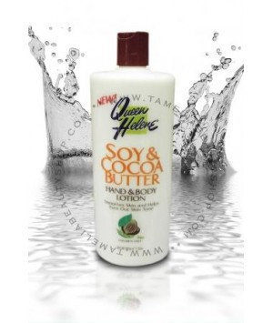 Soy and Cocoa Butter Hand and Body Lotion