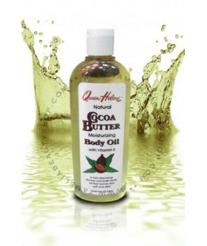 Natural Cocoa Butter Moisturizing Body Oil