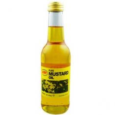Huile de Moutarde - Pure Mustard Oil