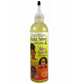 Hair & Scalp Oil
