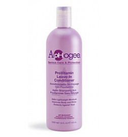 Après-shampooing aux Provitamines sans rinçage