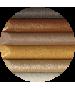 Runway Eyeshadows Dégradé de Beige au brun en passant par l'or