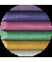 Runway Eyeshadows Blanc/ Jaune/ Vert/ Rose/ Violet/ Mauve