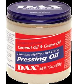 Pressing Oil