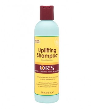 Uplifting shampoo
