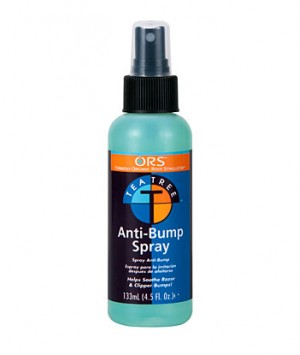 Anti-bump spray