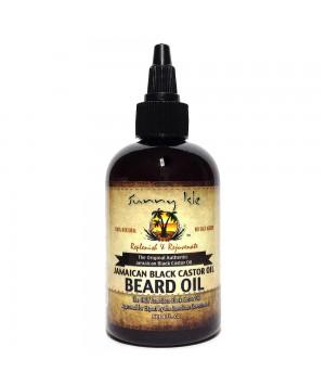 Huile pour la Barbe à base d'huile de Ricin