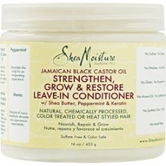 Jamaican Black Castor Oil Strengthen, Grow and Restore Leave-In Conditioner