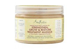 Jamaican Black Castor Oil Strengthen, Grow and Restore Treatment Masque