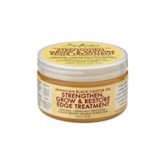 Jamaican Black Castor Oil Strengthen, Grow and  Restore Edge Treatment